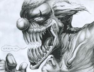 Clown_Sketch_2_by_D3m0n1k